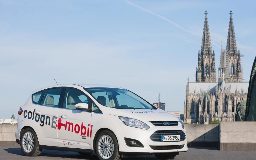 Modellstadt für Elektromobilität