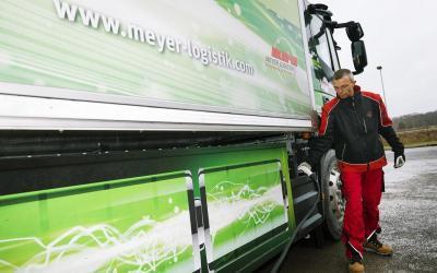 Grüne Logistik leben