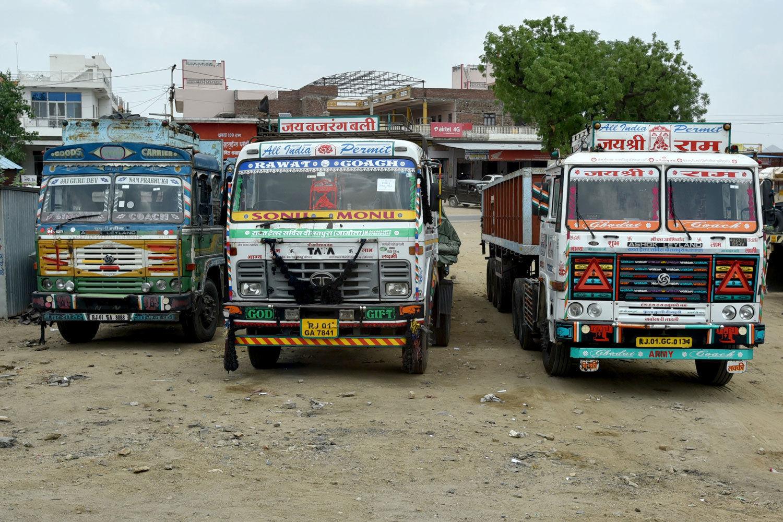Indiens Transportwelt