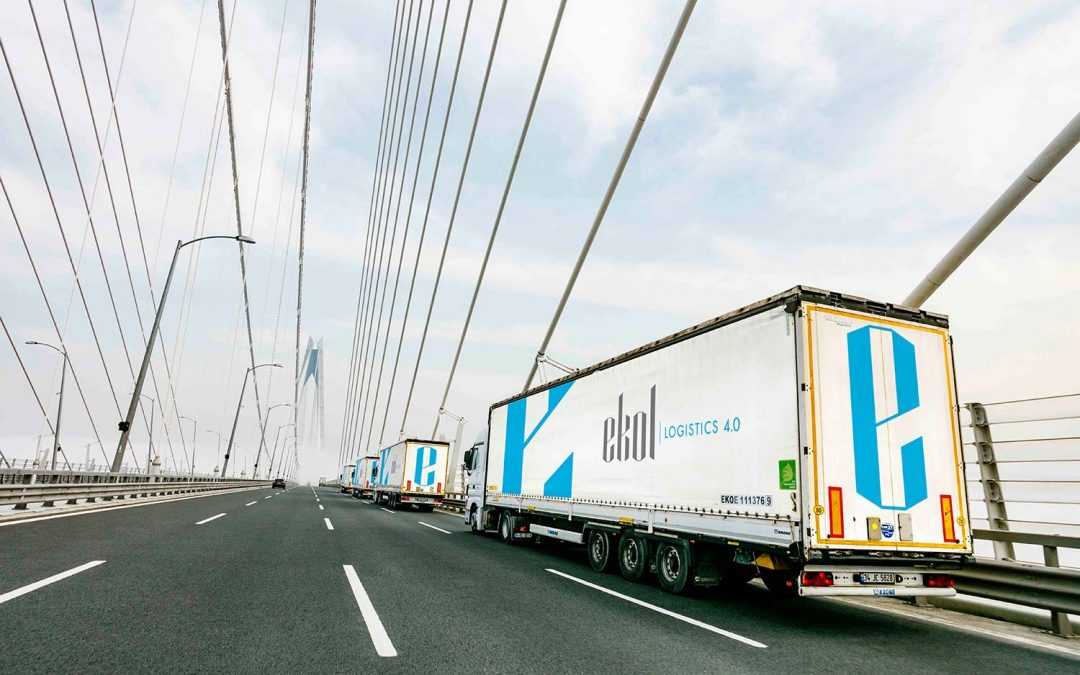 Good combination: Logistics across Europe
