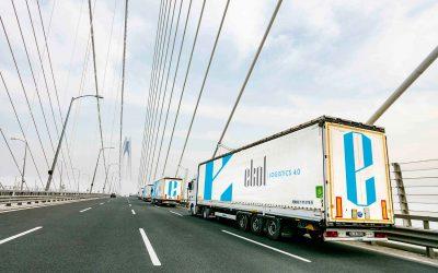 Gut kombiniert: Logistik quer durch Europa