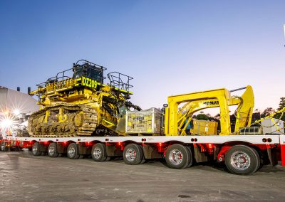 Bower's Heavy Haulage and The Drake Group