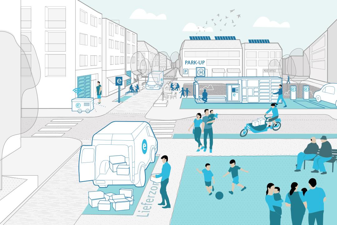 """Rethinking City Logistics"""